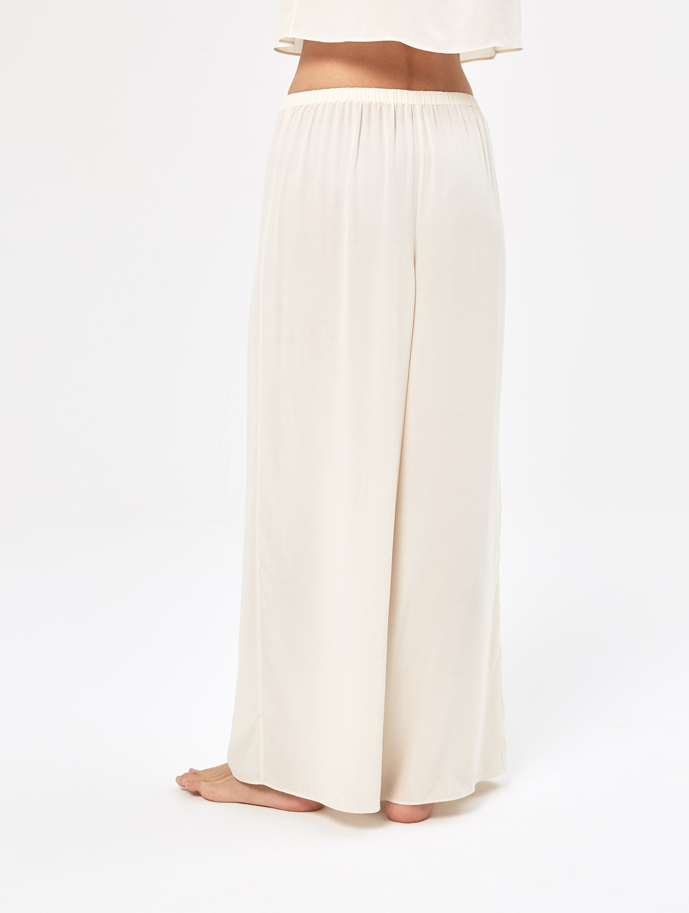 Cool Silk Wide-leg Pants_006