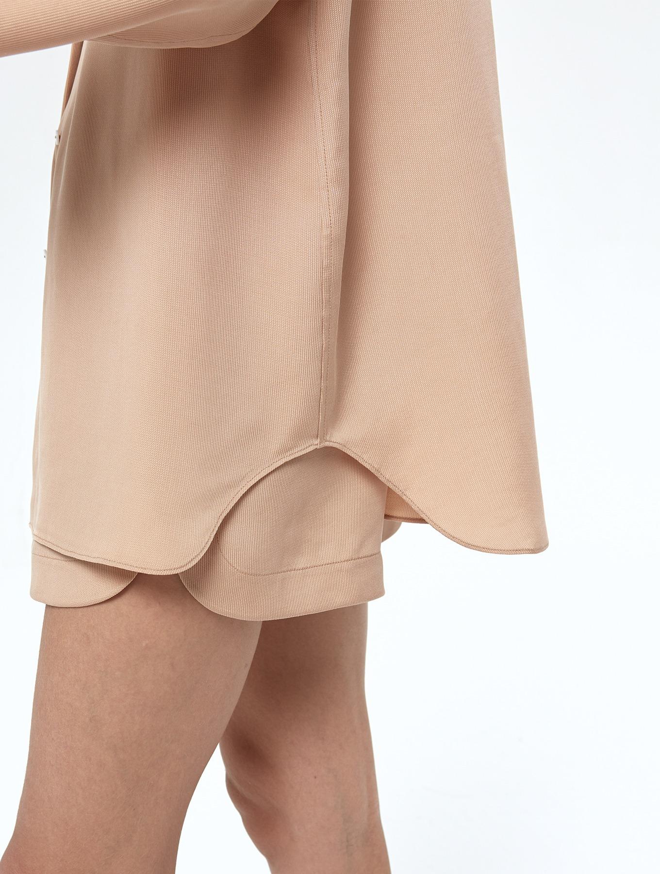 Cool silk leisure short_002