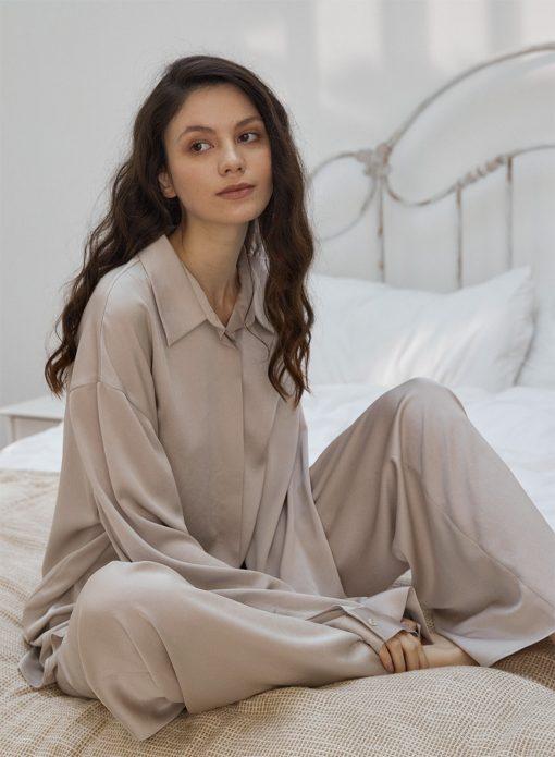 Luxe Long Sleeve PJ Set