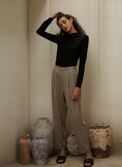 Full Length Pegged Pants