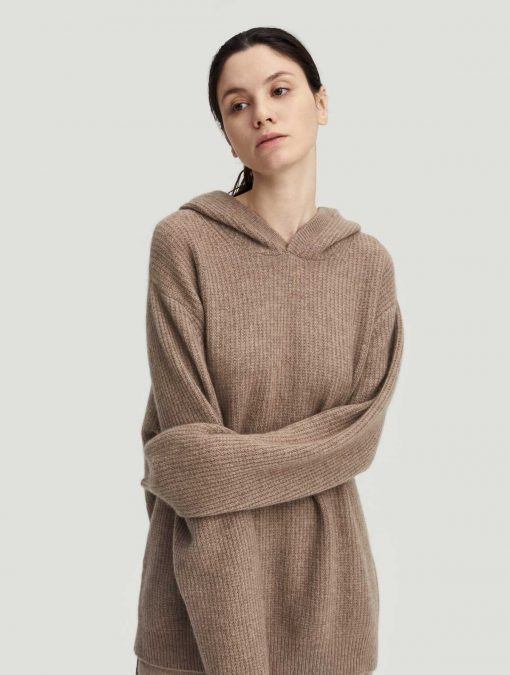 Casual Hooded Sweater