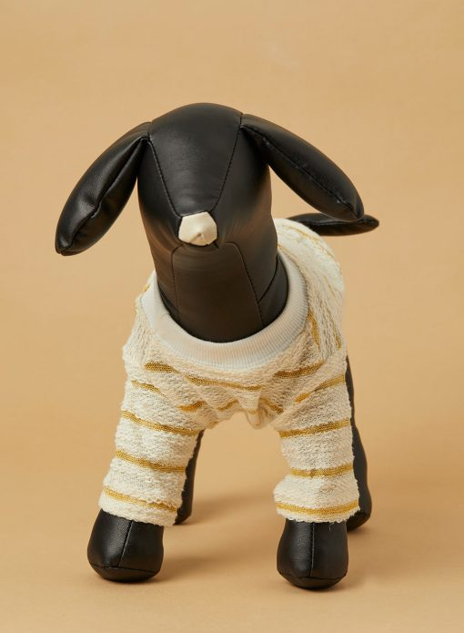Cozy Knit Dog Top
