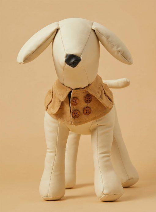 Dog Button Bandana