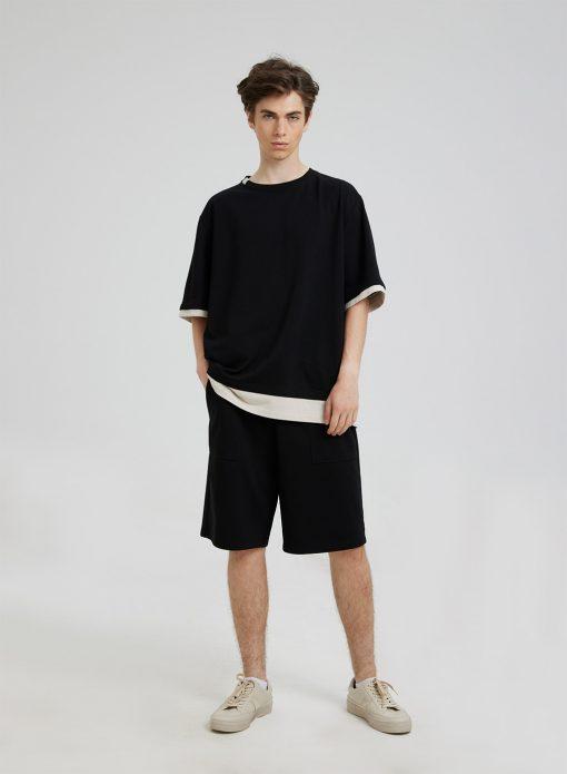T- Shirt & Shorts Set